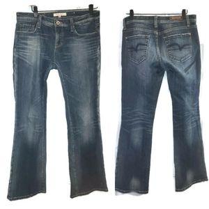 4/$25Amisu Jeans  Quality Denim Bootcut Blue Jeans